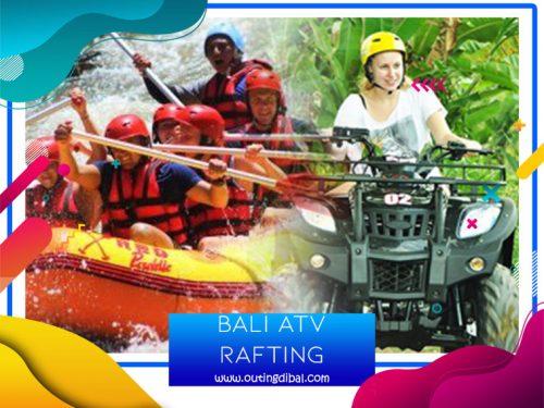 Bali ATV Rafting