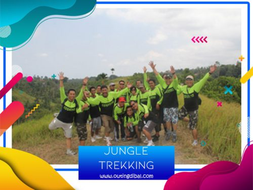 Jungle Trekking Bali